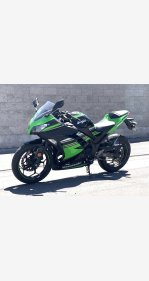 2017 Kawasaki Ninja 300 ABS for sale 200918067