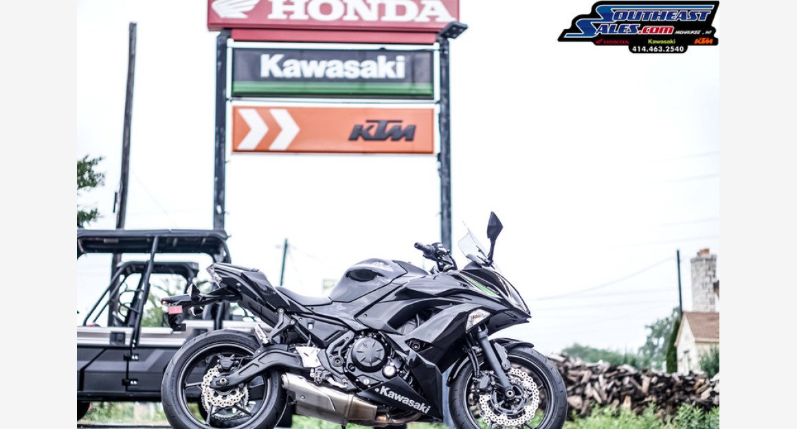 2017 Kawasaki Ninja 650 for sale 200618323