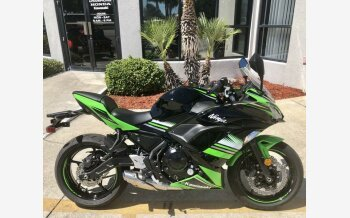 2017 Kawasaki Ninja 650 ABS for sale 200639576