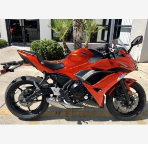 2017 Kawasaki Ninja 650 for sale 200645629