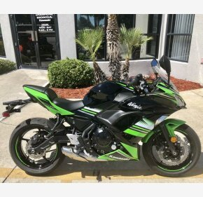 2017 Kawasaki Ninja 650 ABS for sale 200645630