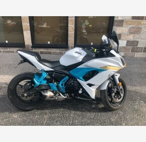 2017 Kawasaki Ninja 650 for sale 200682013