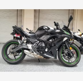 2017 Kawasaki Ninja 650 for sale 200698789