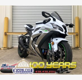 2017 Kawasaki Ninja ZX-10R for sale 200674233