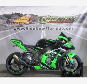 2017 Kawasaki Ninja ZX-10R for sale 200695360