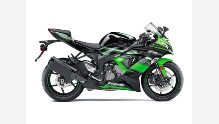 2017 Kawasaki Ninja ZX-6R for sale 200448606