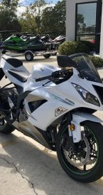 2017 Kawasaki Ninja ZX-6R for sale 200645627