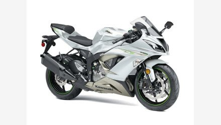 2017 Kawasaki Ninja ZX-6R for sale 200650040