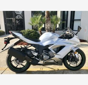 2017 Kawasaki Ninja ZX-6R for sale 200655499
