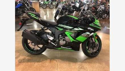 2017 Kawasaki Ninja ZX-6R for sale 200700857