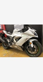 2017 Kawasaki Ninja ZX-6R for sale 200714526