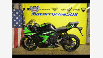 2017 Kawasaki Ninja ZX-6R for sale 200719623