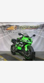 2017 Kawasaki Ninja ZX-6R for sale 200782382