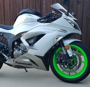 2017 Kawasaki Ninja ZX-6R for sale 200790767