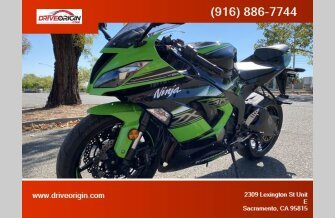 2017 Kawasaki Ninja ZX-6R for sale 200947013