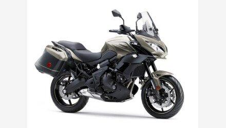 2017 Kawasaki Versys for sale 200625461