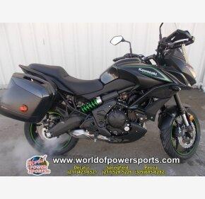 2017 Kawasaki Versys 650 ABS for sale 200636726