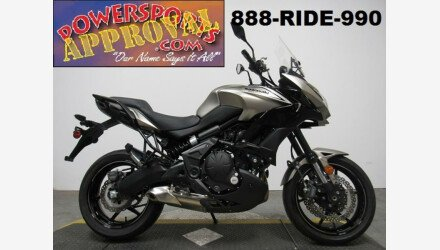 2017 Kawasaki Versys 650 ABS for sale 200652740