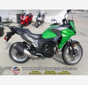 2017 Kawasaki Versys X-300 for sale 200796418