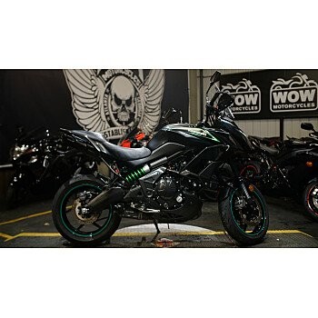 2017 Kawasaki Versys 650 ABS for sale 200881379