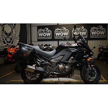 2017 Kawasaki Versys 1000 LT for sale 201000687