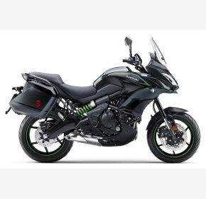 2017 Kawasaki Versys 650 ABS for sale 201003348