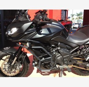 2017 Kawasaki Versys 650 ABS for sale 201003348