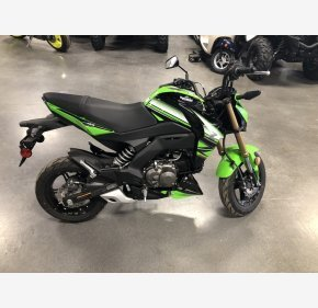 2017 Kawasaki Z125 Pro for sale 200540303