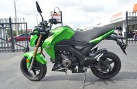 2017 Kawasaki Z125 Pro for sale 200623832