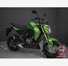 2017 Kawasaki Z125 Pro for sale 200632058