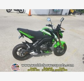 2017 Kawasaki Z125 Pro for sale 200637404