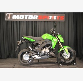 2017 Kawasaki Z125 Pro for sale 200674578