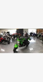 2017 Kawasaki Z125 Pro for sale 200693977