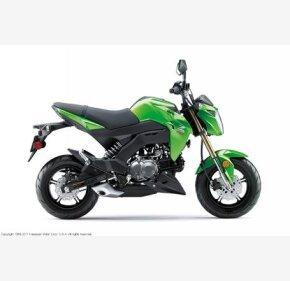 2017 Kawasaki Z125 Pro >> 2017 Kawasaki Z125 Pro Motorcycles For Sale Motorcycles On
