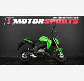 2017 Kawasaki Z125 Pro for sale 200798975