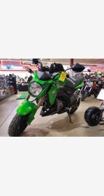 2017 Kawasaki Z125 Pro for sale 200834636