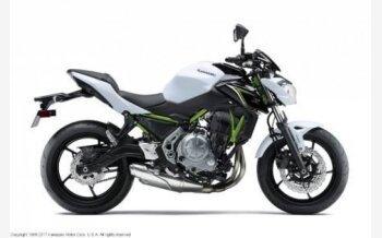 2017 Kawasaki Z650 for sale 200498456
