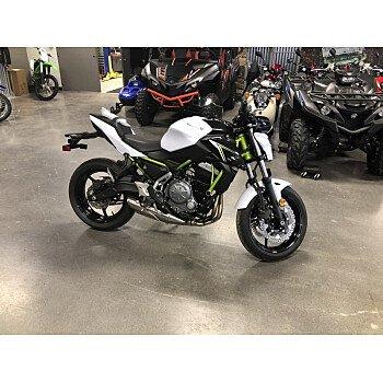 2017 Kawasaki Z650 for sale 200540305