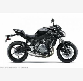 2017 Kawasaki Z650 for sale 200430751