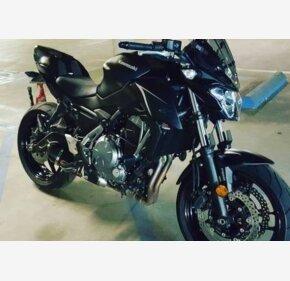 2017 Kawasaki Z650 ABS for sale 200615482