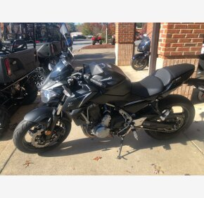 2017 Kawasaki Z650 ABS for sale 200641821