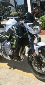 2017 Kawasaki Z650 ABS for sale 200655507