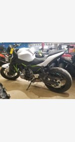 2017 Kawasaki Z650 for sale 200702766