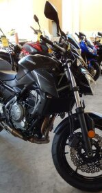 2017 Kawasaki Z650 for sale 200705861