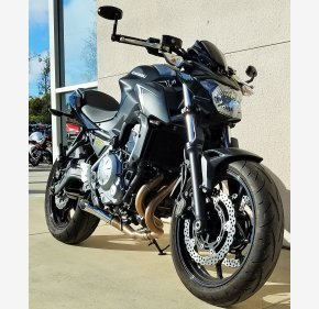 2017 Kawasaki Z650 for sale 200722968