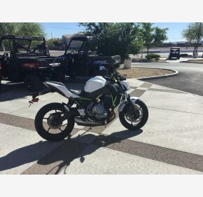 2017 Kawasaki Z650 ABS for sale 200730938