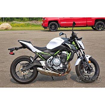 2017 Kawasaki Z650 for sale 200769998
