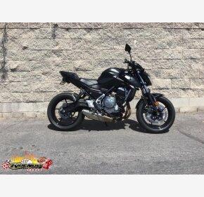 2017 Kawasaki Z650 ABS for sale 200790762