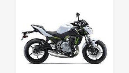 2017 Kawasaki Z650 ABS for sale 200813031