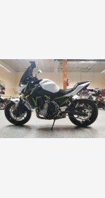 2017 Kawasaki Z650 ABS for sale 200813755